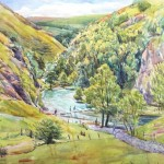 Changing Light, Dovedale (NC 220)
