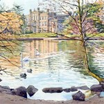 Elvaston Castle Lake, Derbyshire (NC 265)