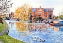 Shardlow, Derbyshire (NC 268)