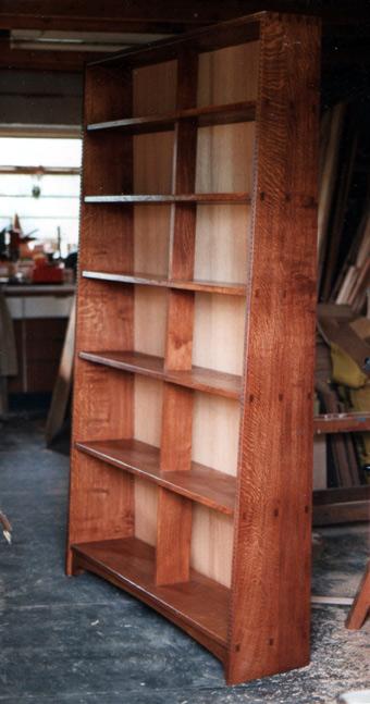 mallettoakbookshelves