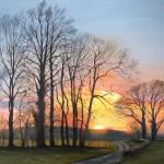 Hampshire Sunset (NC132)