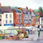 Summer Market, Ashbourne (NC170)
