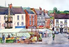 Summer Market, Ashbourne (NC170)