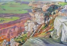 Curbar Edge, Derbyshire (NC200)