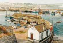 Fishermen's Rest, Newlyn, Cornwall (NC 34)