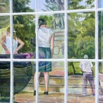 Orangery Reflections, Kedleston Hall (NC183)