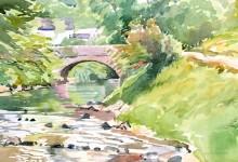 Viators Bridge, Milldale (NC243)