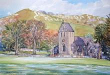 Ilam Church, Staffordshire  (NC 299)