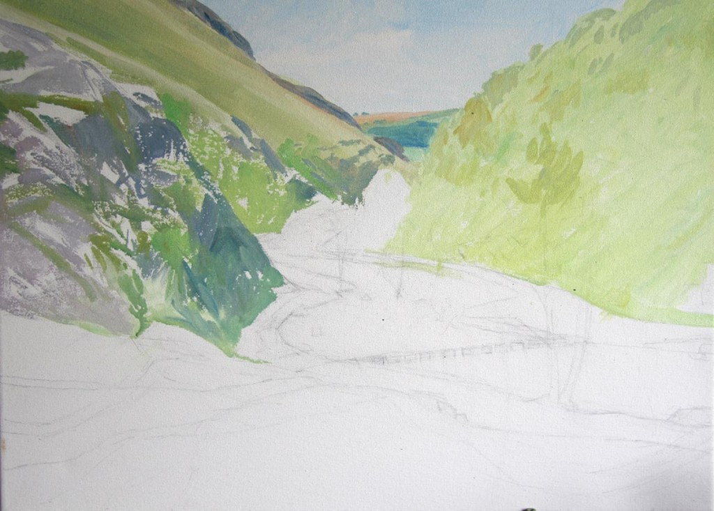 dovedale-acrylic-stage-1
