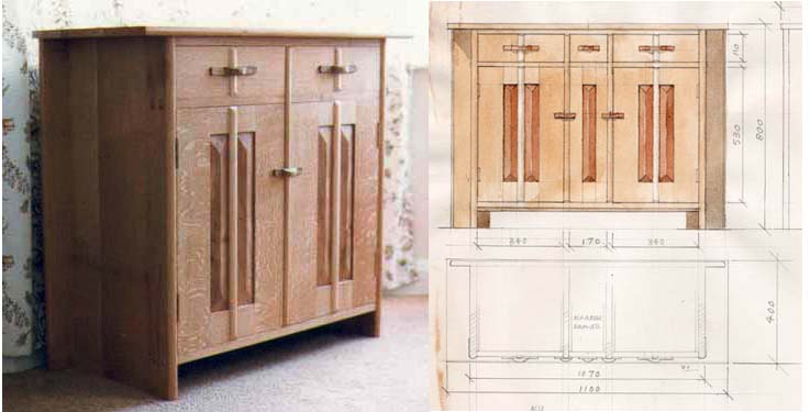 oaksideboard