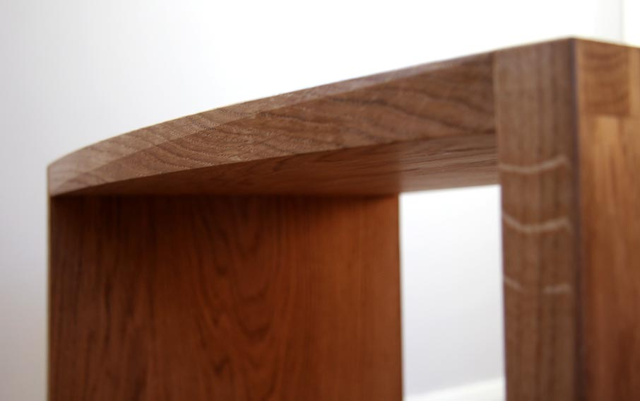 Dove-table Chamfer