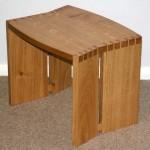 Asymmetrical Dove-table