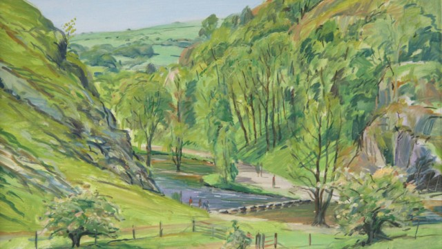 Early June, Dovedale (NC 304)