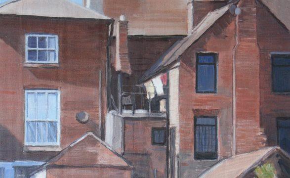 Back of the Tav', Ashbourne (NC369)