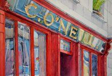 Cahersiveen Shopfront Reflections (NC 326)