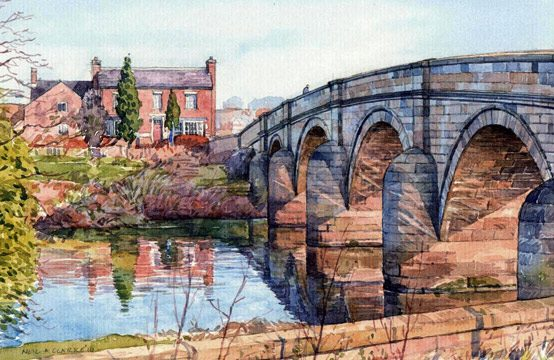 Swarkestone Bridge (NC 263)