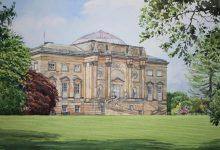 Kedleston Hall, Derbyshire (NC 352)