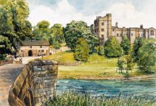 Haddon Hall, Derbyshire (NC 22)