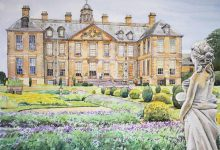 Belton House and Gardens, Lincolnshire (NC 360)