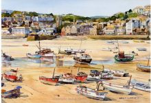 In the Sunshine, St Ives (LC 39)