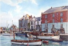 Padstow Harbour, Cornwall (NC 44)