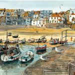 Incoming Tide, St Ives (NC 32)