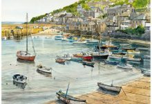 Evening Light, Mousehole (NC 33)