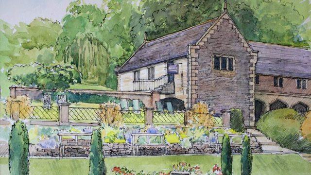 Ilam Tea Rooms and Garden (NC 364)