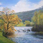 The Weir, Monsal Dale (NC 380)