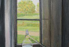 Newton's Window, Woolsthorpe Manor (NC 397)